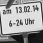 No Excuses: Unterzeichnen und nach Dresden kommen!